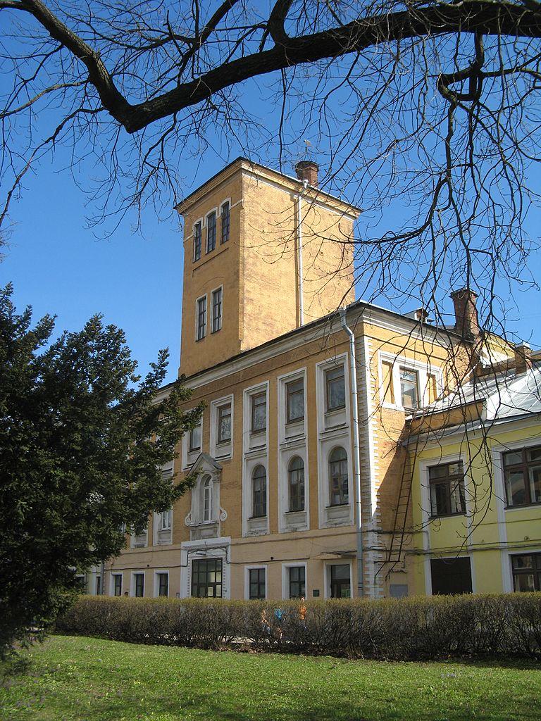 Ботанический институт имени В. Л. Комарова РАН