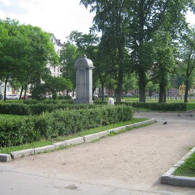 Площадь Тургенева