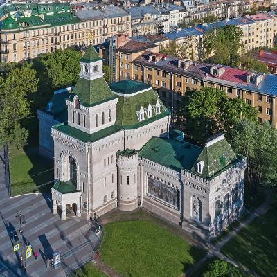 Государственный мемориальный музей А.В.Суворова