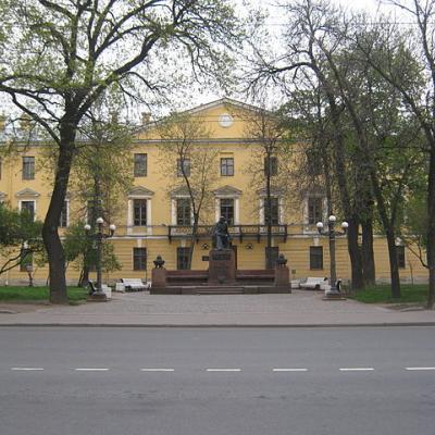 Николаевское кавалерийское училище