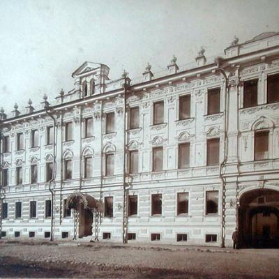 Дом-музей Фёдора Ивановича Шаляпина