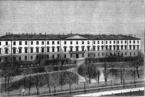 Церковь Сошествия Святого Духа при Николаевском кавалерийском училище