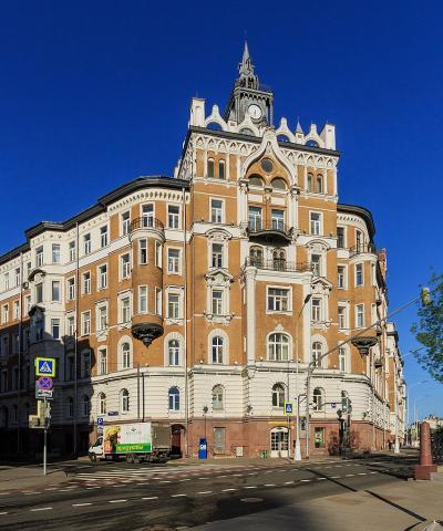 Здание страхового общества «Россия» в Москве