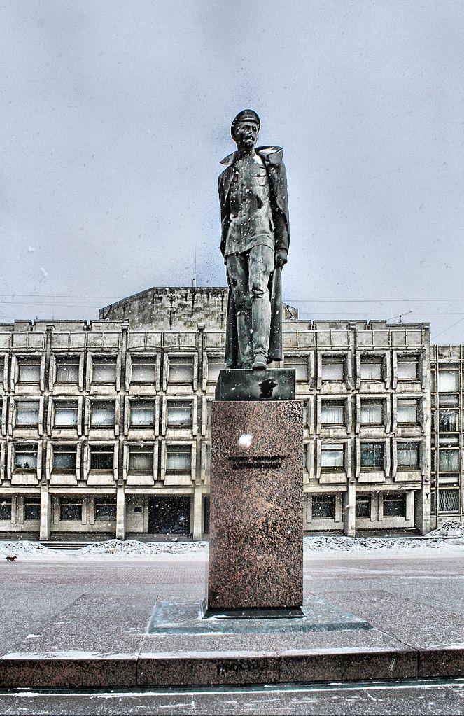 Памятник Феликсу Эдмундовичу Дзержинскому